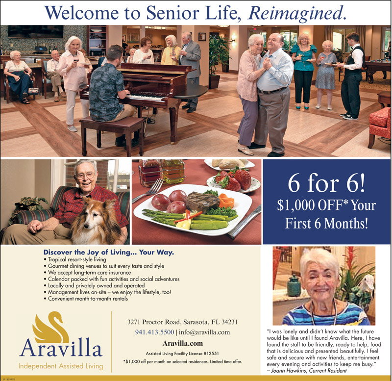Assisted Living Special Move-in Offer