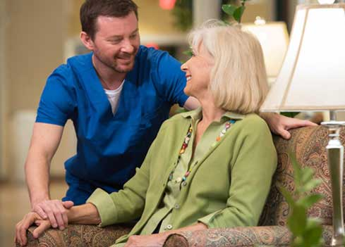 Assisted Living Concierge Team at Aravilla Sarasota